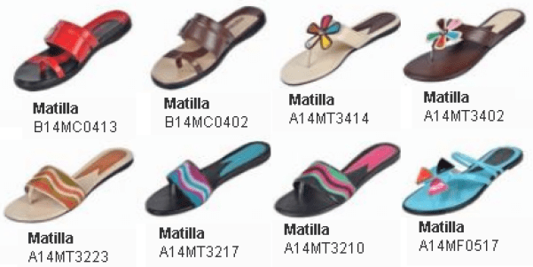 Borjan Ladies Summer Casual Wear Gig and Matilla Shoes Collection 2017 with Price New Designs