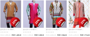 Junaid Jamshed Ladies Summer Arrival 2016 Trousers Chilman Lawn Prints Collections with Price
