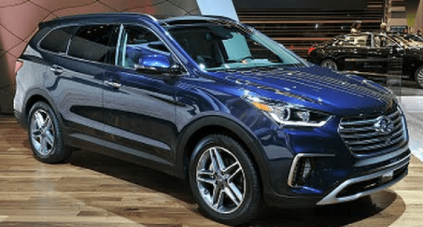 Hyundai Santa Fe SE Limited Ultimate 2017 Model Car Price Photos and Review Specifications Features
