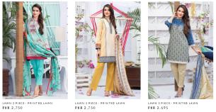 Alkaram Ladies Summer Cotton Silk Chikan Kari New Designs 2016 Suits and Prints with Price