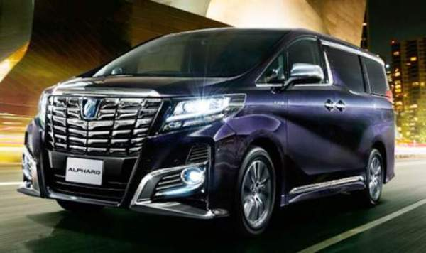 Toyota Alphard Hybrid New Model 2017 Review and Price in Pakistan Launch Dates Shape