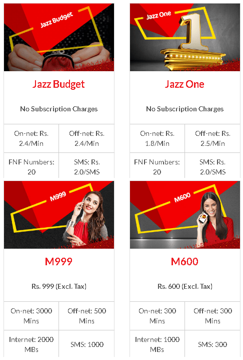 Mobilink Ramadan Special Offer 2021 Free Call Packages Onnet and Offnet Minutes Charges Rates and All Call Packages List with Price
