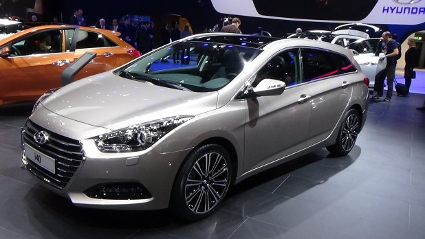 Hyundai i40 Reshaped Model 2021 Price Images In Pakistan Specification Mileage Speed