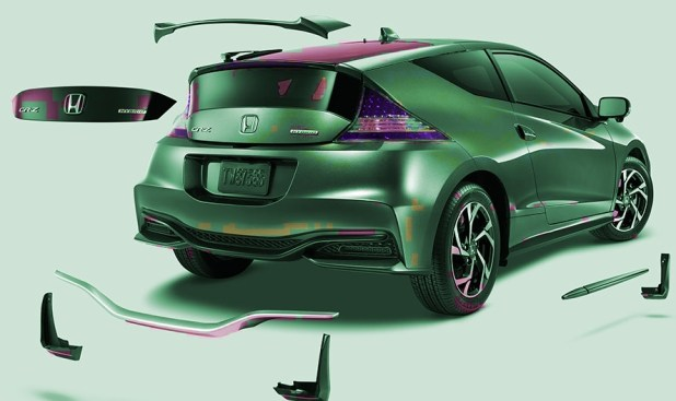 Latest Honda CR-Z Sports Hybrid 2017 Base Grade Technical Specs Features Price Images Reviews