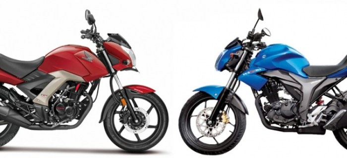 Motorbike Comparison: Honda Atlas 2016 VS Suzuki Motorcycle New Models in Pakistan Specs Price Feature