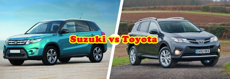 Cars Comparison: Upcoming Suzuki New Cars Models 2017 VS New Toyota Corolla Models 2017 Features Price Specs