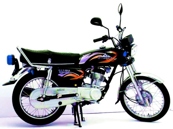 Unique UD 125cc Forthcoming Model 2017 Price and Specs In Pakistan Japan
