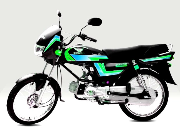 Zxmco New 2017 Model ZX 100CC Power Max Specification and Price In Pakistan