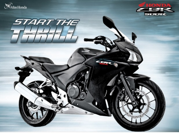 Honda CBR 500 New Shape 2017 In Pakistan Launched Full Technical Specs Reviews