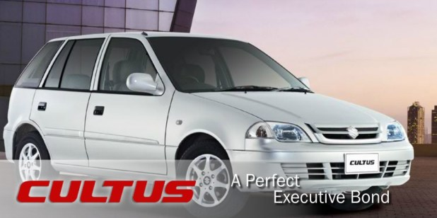 Suzuki Cultus Euro II CNG 2018 Model Car Price in Pakistan Shape Reviews Specs Features