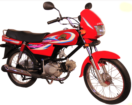 Crown CRLF 100cc Deluxe New Model 2018 Bike Price in Pakistan Features Specs and Mileage