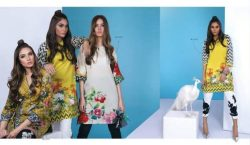 Sana Safinaz Women's Summer Dresses Latest Arrivals and Collections Prices In Pakistan