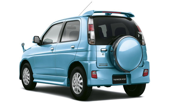 Daihatsu Terios 4x2 Automatic 2018 New Model Price in Pakistan Pictures and Specification