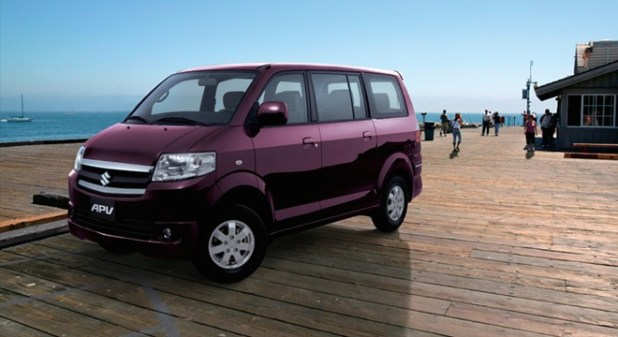 Suzuki APV 1.6 GLX MT 2018 Price in Pakistan Features Specs Review