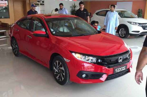 New Honda Civic VTi Oriel 1.8 i-VTEC Model 2021 Price in Pakistan Images Specifications Shape Interior