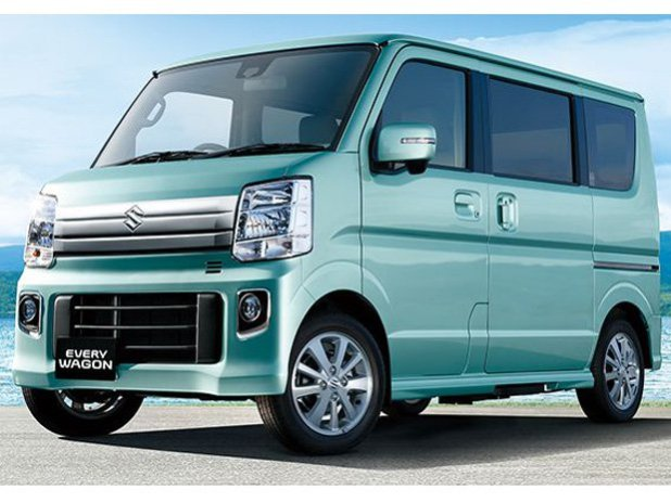 Suzuki Every 2018 Price in Pakistan Features Specifications Interior Images