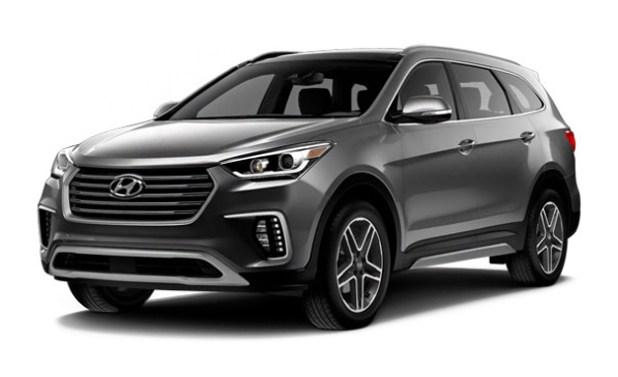 Hyundai Santa Fe Model 2018 in Pakistan PKR Price Features Images of Interior