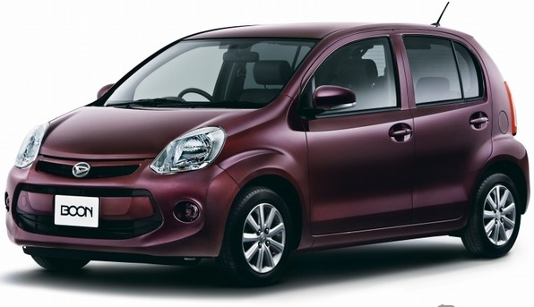 Daihatsu Boon 1000 cc Car Model 2018 Price in Pakistan Automatic Price Shape Specs and Mileage