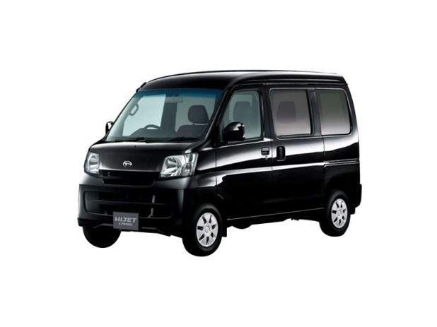 Daihatsu Hijet Van 2018 Model New Shape Price in Pakistan Specifications Mileage
