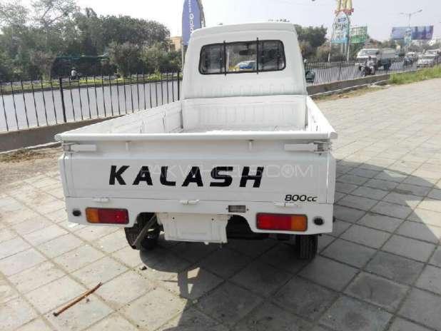 Changan Kalash Base Grade Pickup 2018 Model Price in Pakistan Specs Shape Mileage