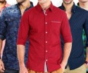 tommy hilfiger branded men's shirts just in 500 pkr