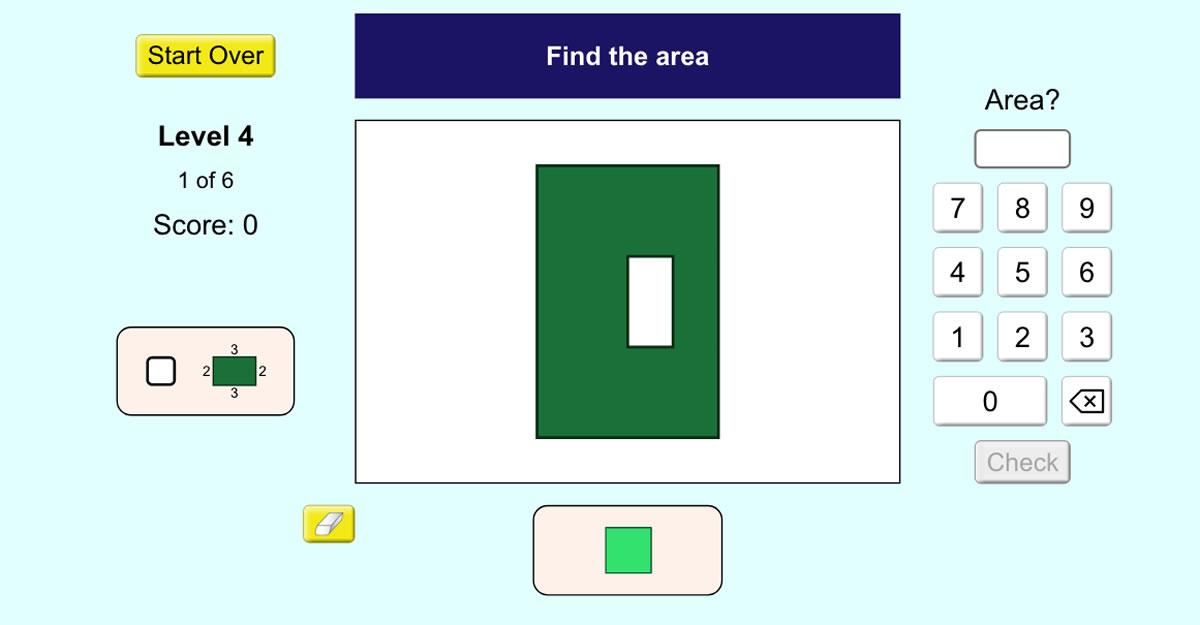 Shape : Area and Perimeter
