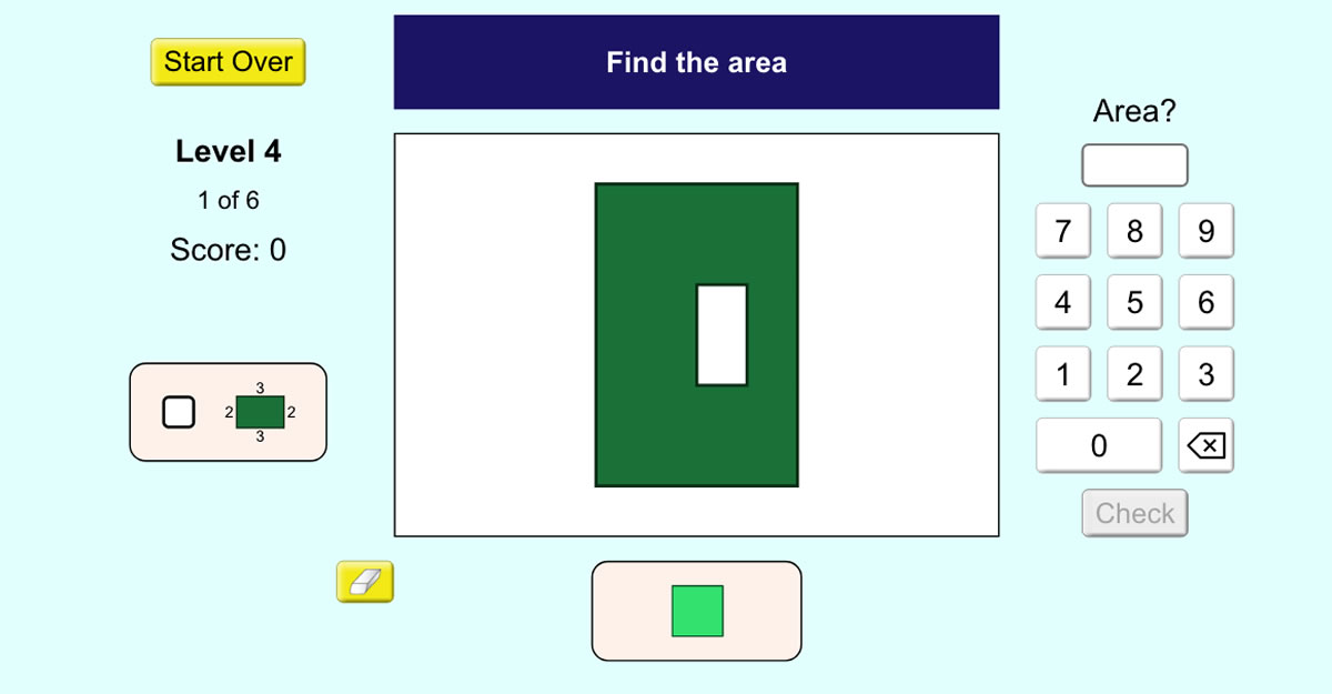 Shape : Area and Perimeter