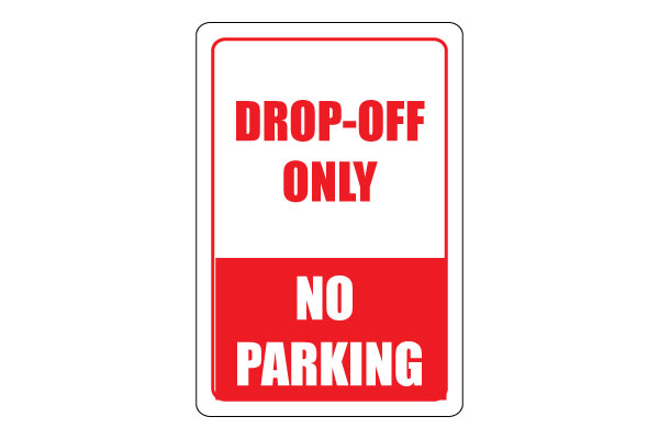 Drop-off-only
