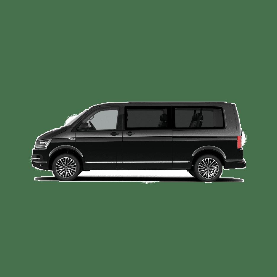 VW Transporter (7 places)