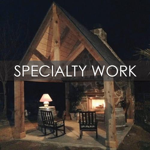 SPECIALITY WORK