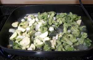 Simple Vegetable Stir Fry
