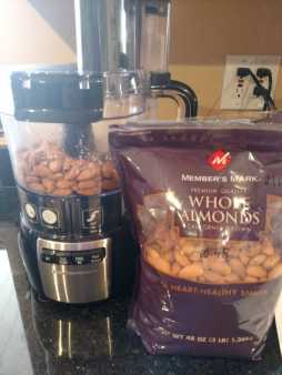 How to Make Your Own Almond or Pecan Meal