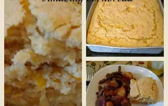 Amazing Cornbread Collage