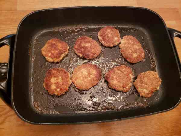 Gluten Free Salmon Cakes