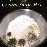 Gluten Free Cream Soup Mix