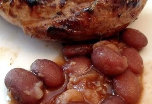 Easy Homemade Crock Pot Baked Beans