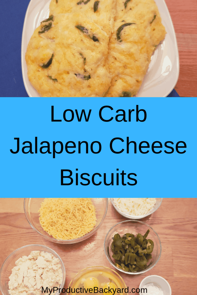 Low Carb Jalapeno Cheese Biscuits