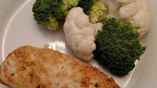 Parmesan Ranch Chicken Freezer Meal