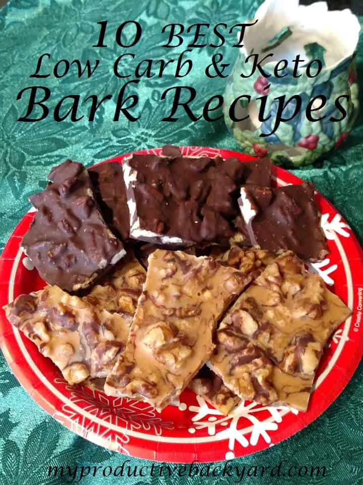 10 Best Low Carb Keto Bark Recipes