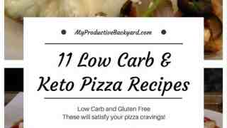 11 Low Carb Keto Pizza Recipes