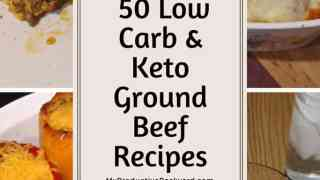 50 Low Carb Keto Ground Beef Recipes
