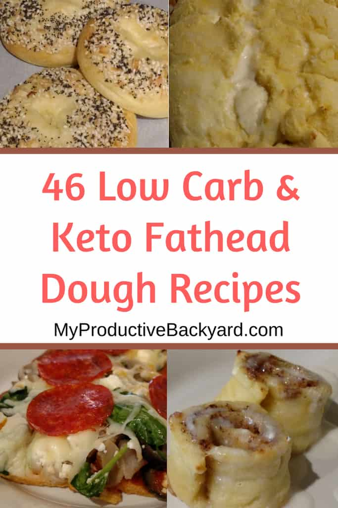 46 Low Carb Keto Fathead Dough Recipes