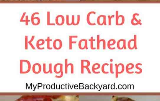46 Low Carb Keto Fathead Dough Recipes