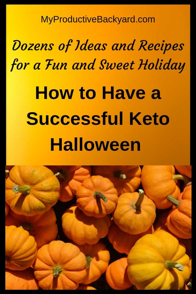 How to Have a Successful Keto Halloween