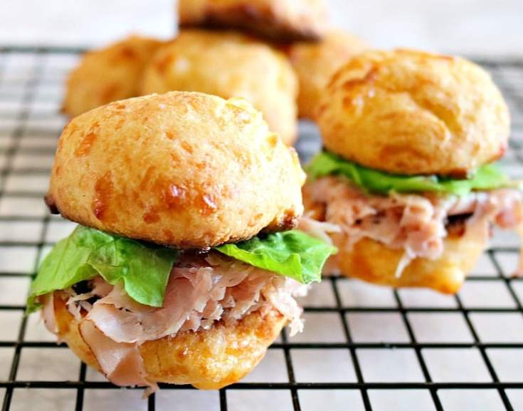 Keto Fathead Rolls- Perfect for Sliders, Sandwiches and More!