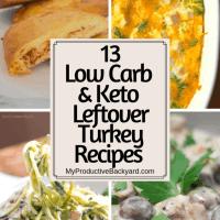 13 Low Carb Keto Leftover Turkey Recipes