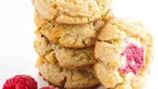 Cheesecake Cookies Recipe (Low Carb Raspberry Cheesecake Cookies)