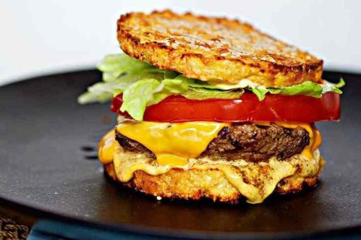 Keto Clubhouse Big Sexy Burger