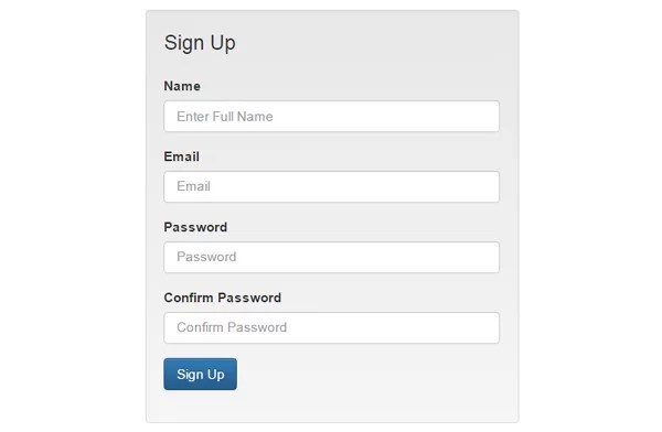 login and register script php
