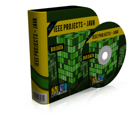 Java Project - Big data, Academic Project